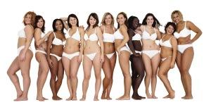 real beauty dove women
