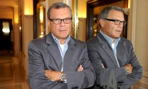 two sides of sir martin sorrell