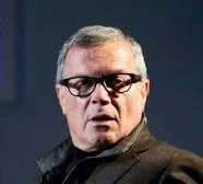 Sir Martin Sorrell thinking about the future