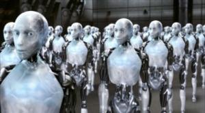 I Robot CYBORgs