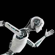 cyborgg-running-man