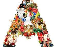 letter-christmas-decoration-7287329